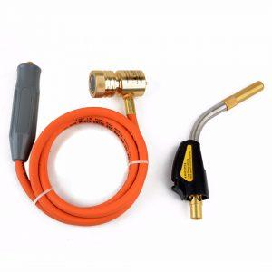 Горелка HT(JH)-3SW с пьезоподжигом и шлангом (MAPP-газ) 50499008 (IS660)